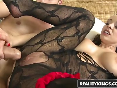 Reality Kings - Liza Del Sierra  - French couple makes a sex tape