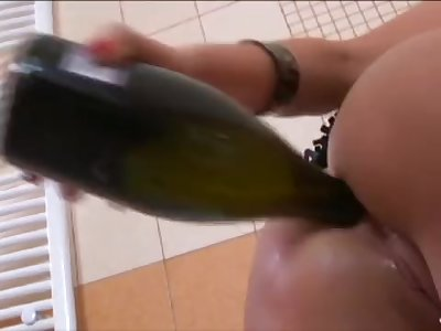 Sandra's bottom bottle
