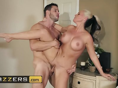 Hot wet Mommy Alena Croft Always Says Yes to her new stepson - Brazzers